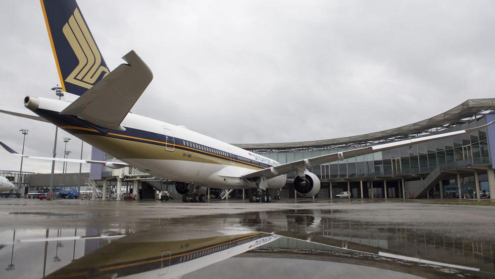 Singapore Airlines ble i mars den femte A350-operatøren. Dette selskapet er blant dem som har bestilt NDT-utstyr laget av Airbus.