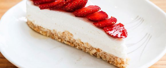 Strawberry Amaretto Shortcake