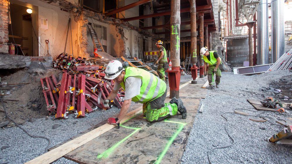 Ved å digitalisere kommunikasjon mellom administrasjon og byggeplass har Norgeshus og JOSBygg spart millioner.