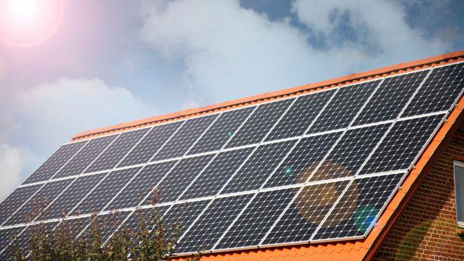 Så lang tid tar det før et solcellepanel tjener inn seg selv