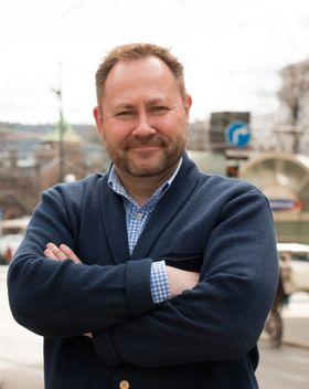 Thomas Sandaker, administrerende direktør i Hello.