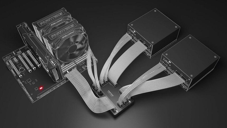 To strømforsyninger kan være smartere og bedre enn én