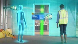 Mener fremtidens byggeplass er et hologram