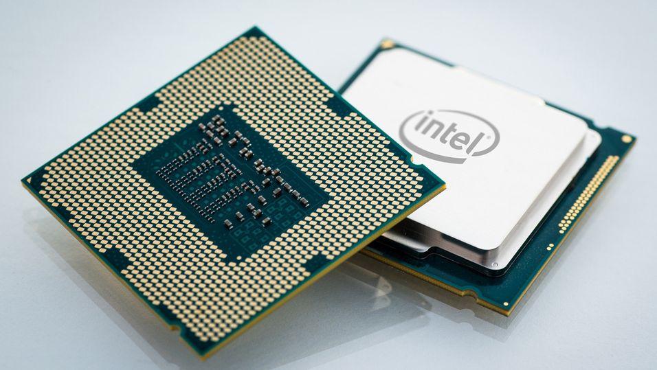 Ny arkitektur og nye Pentium- og Celeron-prosessorer fra Intel