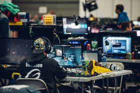 Det vil være totalt 2000 LAN-plasser på Gigacon 2016.