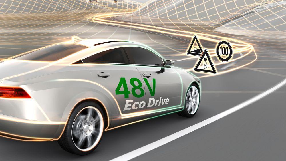 Et lite batteri skal gi fossilbilene bedre ytelse og mindre CO2-utslipp