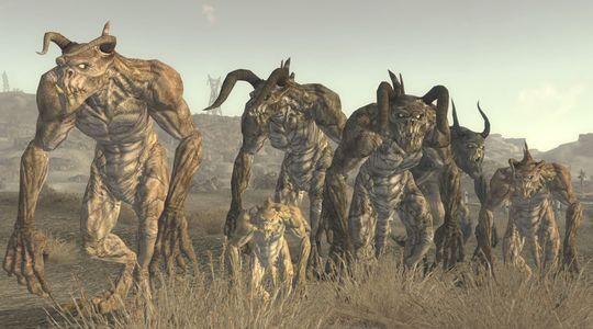 Disse beistene i Fallout 4 er temmelig seige på lave erfaringsnivåer.