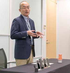 Hiroki Totoki.
