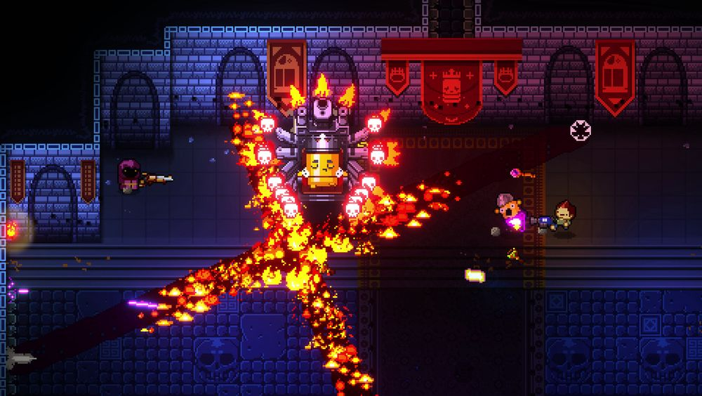 ANMELDELSE: Enter the Gungeon