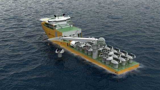 Havbunnsløsningen er mindre og mer fleksibel en dagens standard løsninger. Mer av arbeidet kan også utføres av fartøy i stedet for rigger, noe som er kostnadsbesparende.