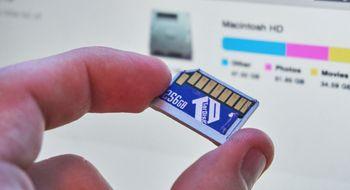 Test: TarDisk Pear 256 GB