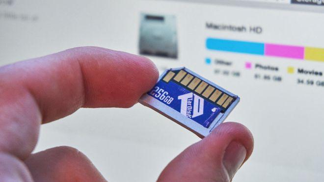 Slik økte vi lagringsplassen på Macen fra 256 til 512 GB