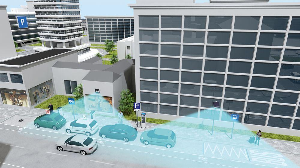 BRANDSTORY: Enkel og rask parkering med ny radarteknologi