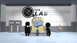 The Lab er blant høydepunktene.