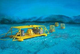 I fremtiden vil helautomatiserte olje- og gassfelt bli en virkelighet. Siemens jobber med den nødvendige teknologien for å få til dette i Trondheim.