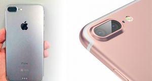 – iPhone 7 vil ligne veldig på iPhone 6s