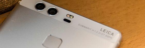 Huawei gjorde et stort poeng ut av denne Leica-logoen, uten at vi eeeegentlig merker så veldig mye til det.