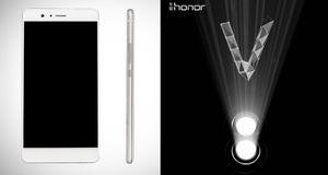Her kommer Honor V8 og Huawei P9 Lite