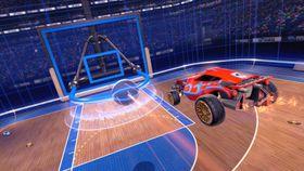 Skal du spille basketball i Rocket League bør du lære deg å fly.