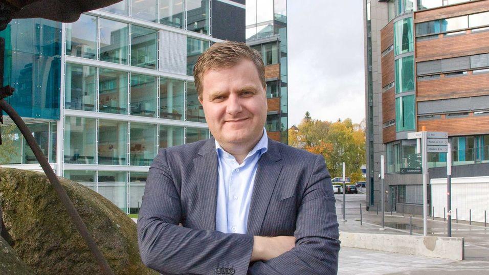 Eidsiva-sjef Trond Skjellerud ønsker konkurransen på tjenester velkommen, men ønsker en helhetlig regulering på området.