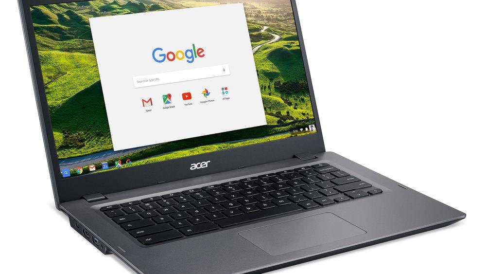 Nå skal Chromebook bli enda mer aktuelle for bedrifter