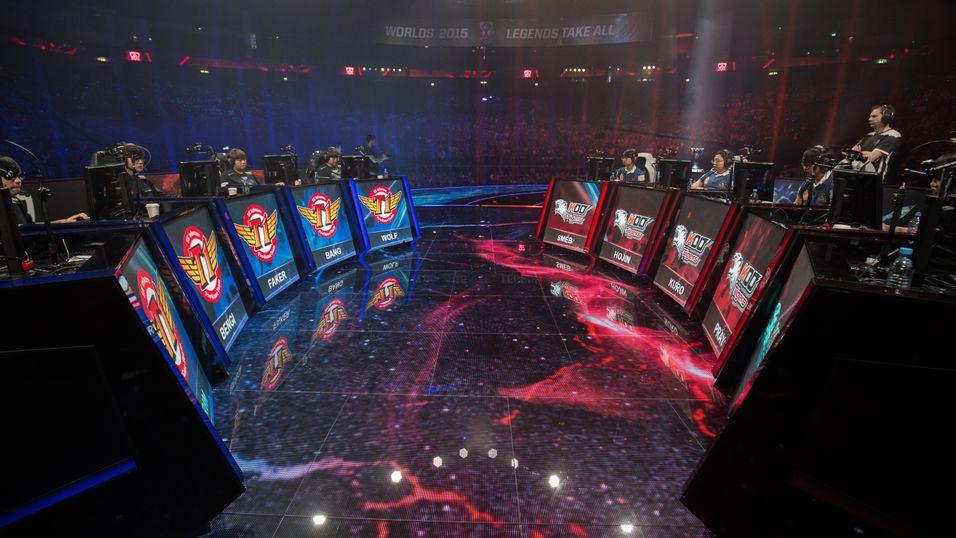 E-SPORT: Fjorårets VM-finalister braker sammen på nytt i den sør-koreanske ligafinalen