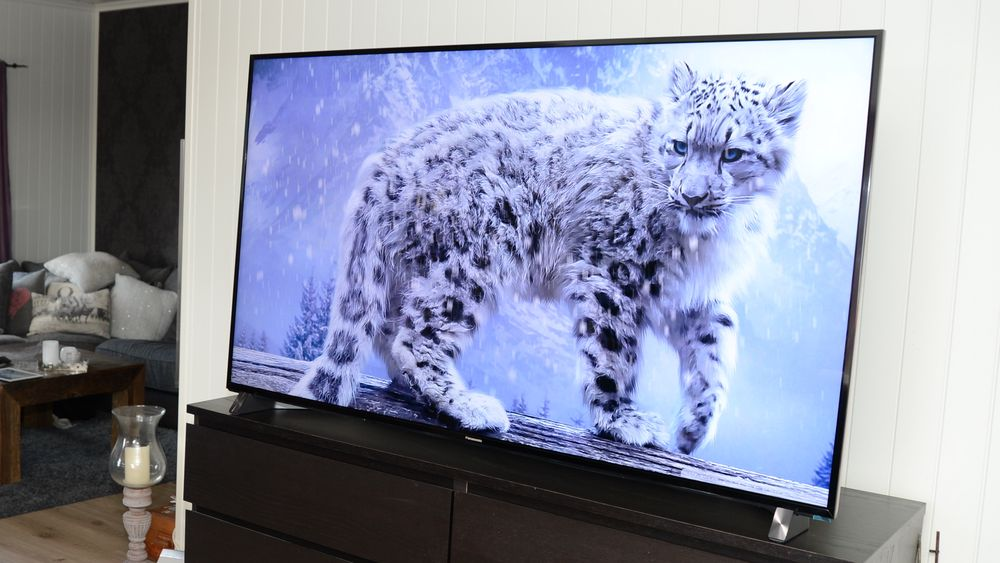 TEST: Panasonic TX-65DX900