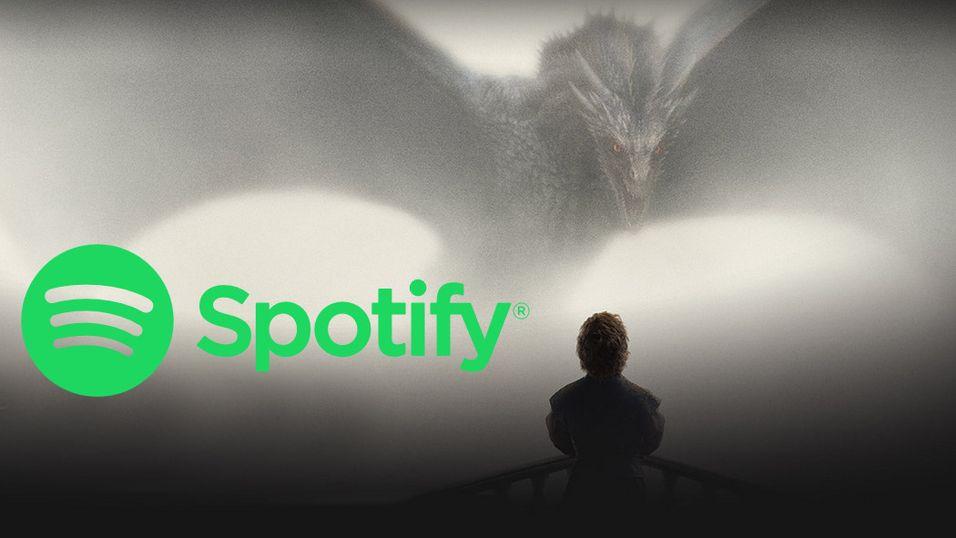 Spotify finner ut hvilken Game of Thrones-karakter du er basert på musikksmaken din
