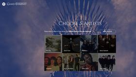 Nettsiden forteller deg hvilken Game of Thrones-karakter du er, basert på musikkpreferansene.