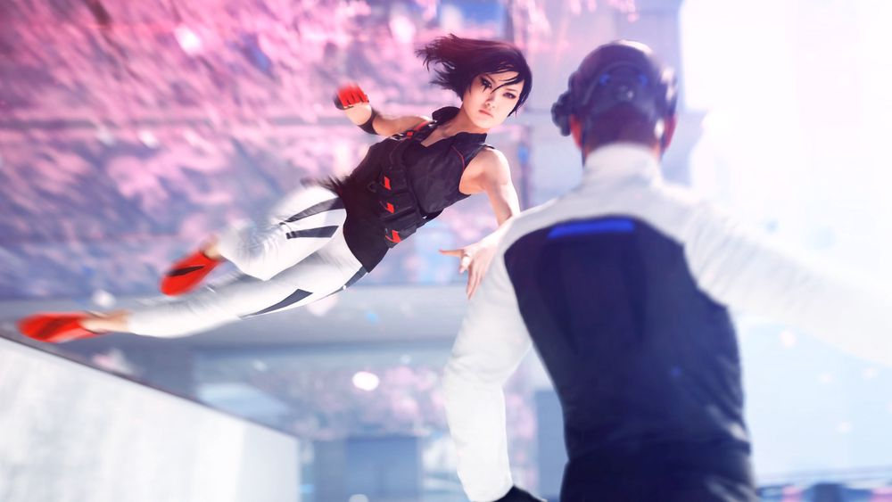 SNIKTITT: Mirror's Edge Catalyst