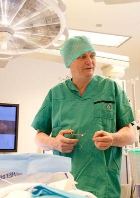 sensor hjerteoperasjon intervensjonssenteret rikshospitalet akselerometer Cardiaccs Inven2 Høgskolen i Vestfold hjerteinfarkt hjertetransplantasjon gris