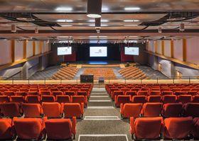 E-sportturneringene på Digitality X vil foregå i denne salen i Stavanger Forum.
