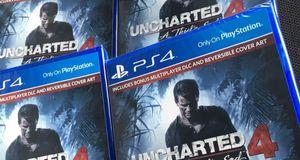 Uncharted 4-kopier ble rappet under transport – nå selges de på nettet, to uker før lansering