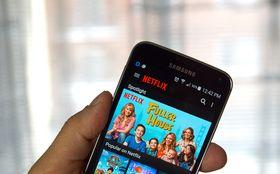 Snart kan du betale for Netflix fra selve Android-appen, her avbildet.