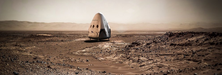 SpaceX vil reise til Mars om kort tid