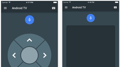 Nå kan du styre Android-TV-en med en iPhone