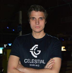 Mid Lane-spiller i Celestial Gaming, Sebastian «Boffen» Gsell mener laget har en god sjanse til avansement i semifinalen.