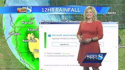 – Det blir mye regn og ... Windows 10