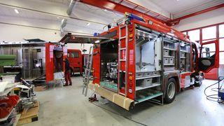 Nå får 36 brannvesen helt nye high tech-brannbiler - gratis
