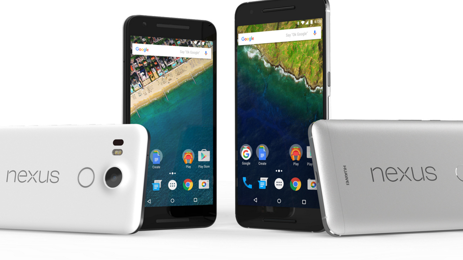To nye Nexus-modeller er visstnok på vei, og de skal lages av HTC. Dette er to av de tidligere Nexus-mobilene fra LG og Huawei.