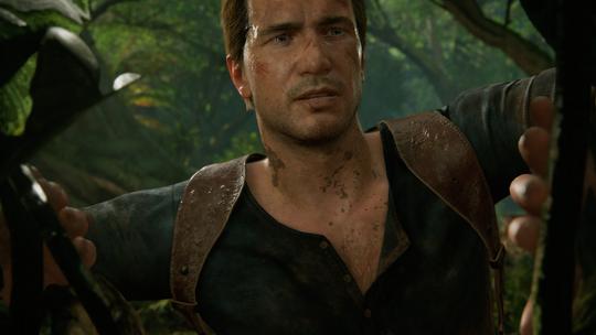 Uncharted 4: A Thief's End er det siste innslaget i serien med Nathan Drake i hovedrollen.