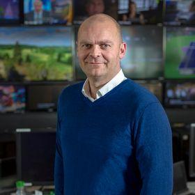 Peter  Nörrelund, visepresidenet for MTG Sport, vil behandle e-sport på lik linje som annen sport.