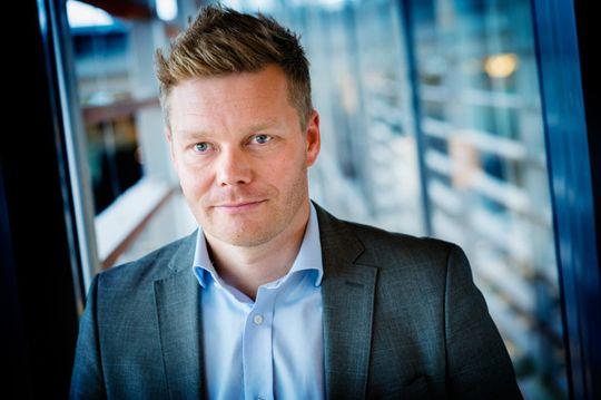 Tormod Sandstø er informasjonssjef for bredbånd hos Telenor.