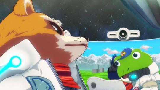 Fox og Slippy trenger et bedre spill å boltre seg i.