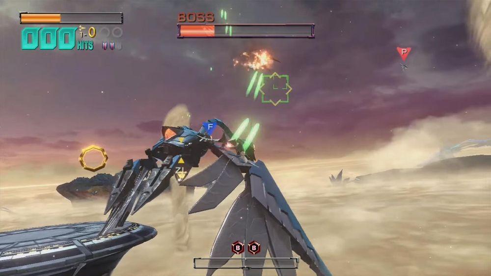 Star Fox Zero går tilbake til røttene.