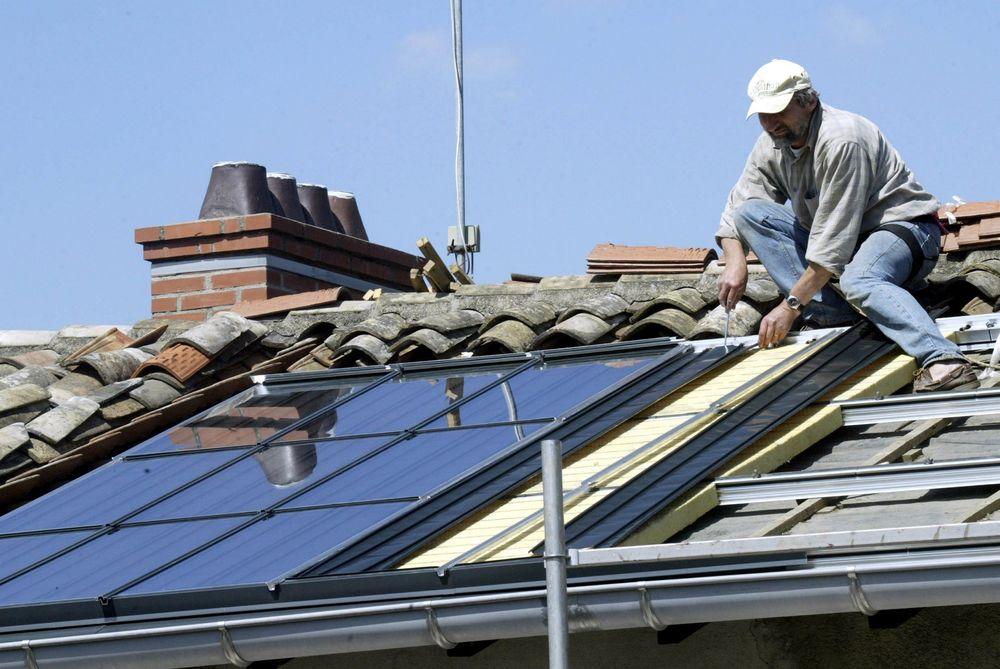 Her må alle hus under ti etasjer ha solceller på taket