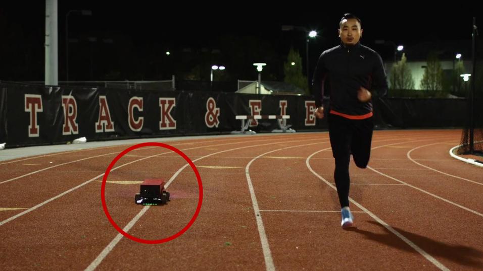 BeatBot kan bli en nyttig treningspartner.