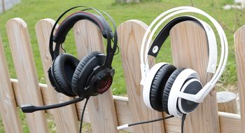 Test: SteelSeries Siberia 350 vs Kingston HyperX Cloud Revolver