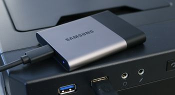 Test: Samsung Portable SSD T3