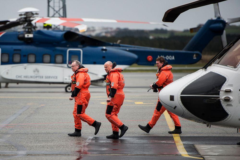 Håp om svar etter helikoptertragedien